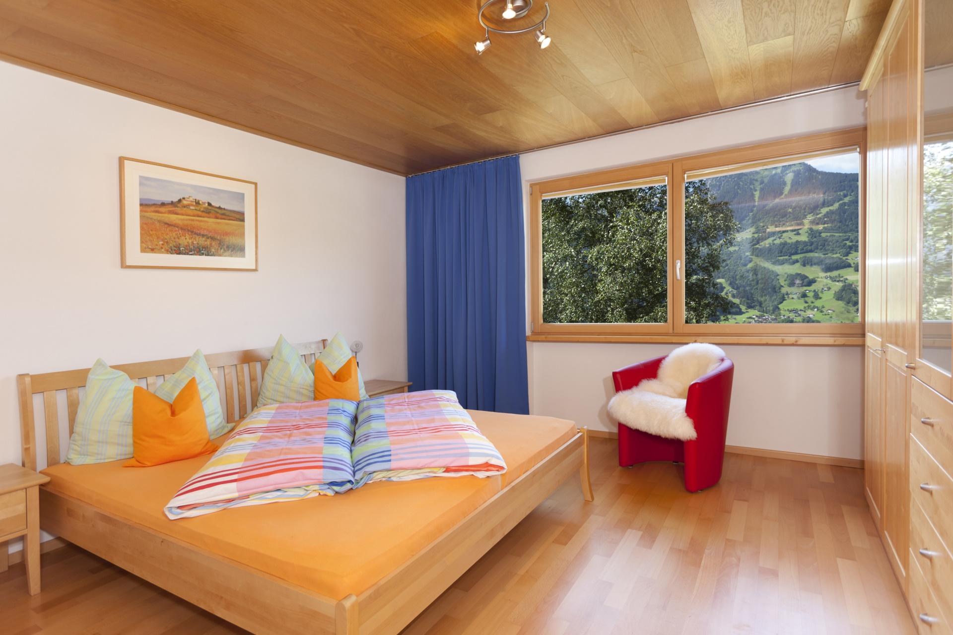 Ferienhaus Grappa Schlafzimmer 2